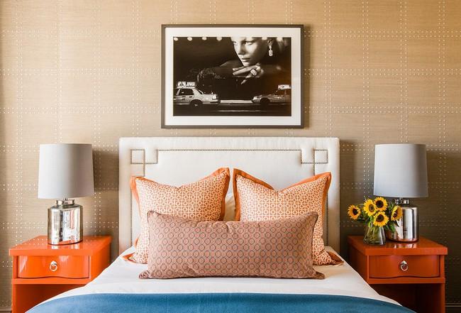 Đông đã sang đừng quên sửa soạn cho căn phòng ngủ gia đình thêm ấm cúng - Ảnh 2.