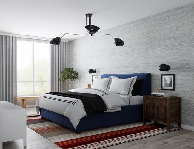 Đông đã sang đừng quên sửa soạn cho căn phòng ngủ gia đình thêm ấm cúng - Ảnh 5.