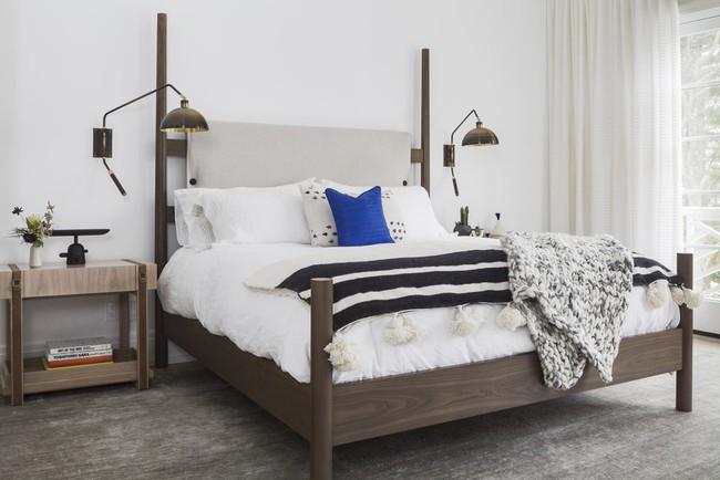 Đông đã sang đừng quên sửa soạn cho căn phòng ngủ gia đình thêm ấm cúng - Ảnh 11.