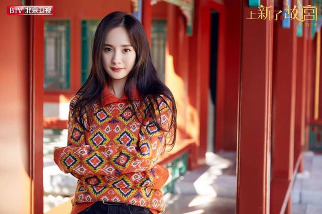 """Sau thời gian """"lên xuống thất thường"""", Dương Mịch tái xuất với nhan sắc khiến dân tình phải thốt lên: """"Như gái 20 tuổi!"""" - Ảnh 5."""