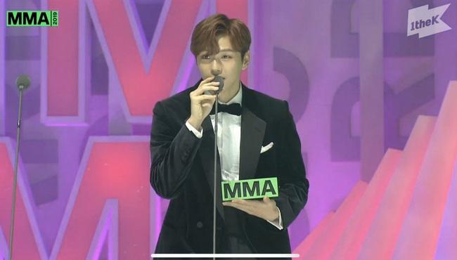 """Kết quả MMA 2019: BTS """"hốt trọn"""" 4 Daesang, Chungha vượt mặt TWICE giành giải Best Dance - Ảnh 9."""