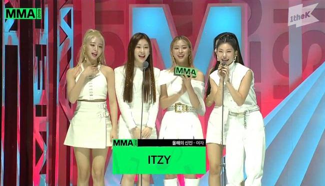 """Kết quả MMA 2019: BTS """"hốt trọn"""" 4 Daesang, Chungha vượt mặt TWICE giành giải Best Dance - Ảnh 6."""