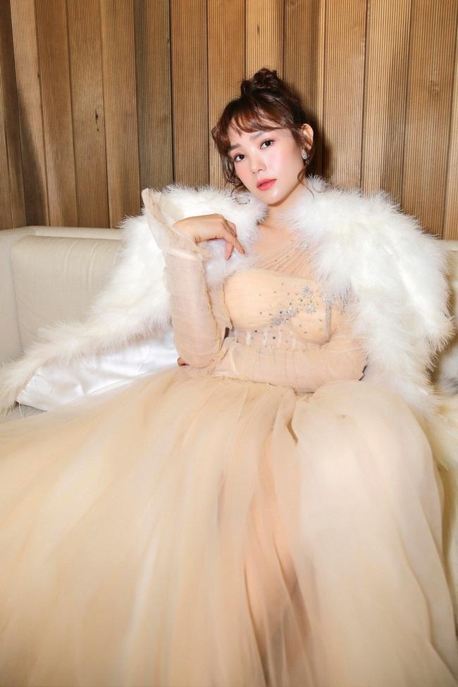 """Minh Hằng hạnh phúc khi bất ngờ nhận giải """"Nghệ sĩ Châu Á xuất sắc"""" tại """"Mai Vàng"""" của Hàn Quốc - Ảnh 5."""