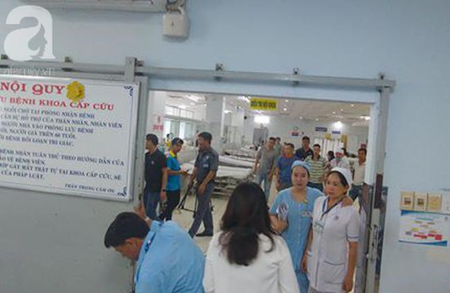 TP.HCM: Nhóm côn đồ xông vào truy sát bệnh nhân đang cấp cứu, Bệnh viện Nhân dân Gia Định đã làm gì? - Ảnh 5.