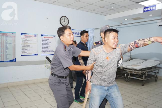 TP.HCM: Nhóm côn đồ xông vào truy sát bệnh nhân đang cấp cứu, Bệnh viện Nhân dân Gia Định đã làm gì? - Ảnh 7.