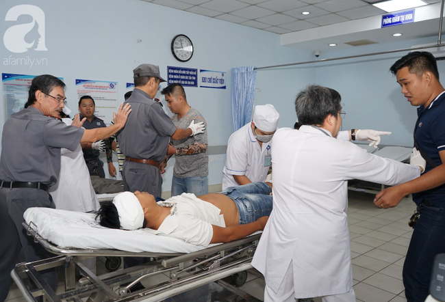 TP.HCM: Nhóm côn đồ xông vào truy sát bệnh nhân đang cấp cứu, Bệnh viện Nhân dân Gia Định đã làm gì? - Ảnh 3.