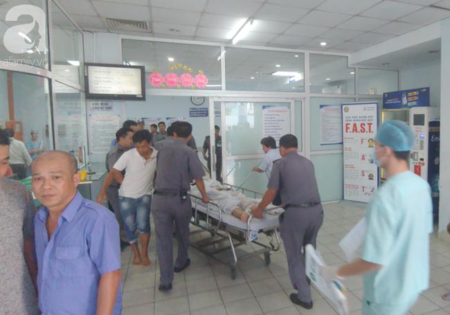 TP.HCM: Nhóm côn đồ xông vào truy sát bệnh nhân đang cấp cứu, Bệnh viện Nhân dân Gia Định đã làm gì? - Ảnh 6.