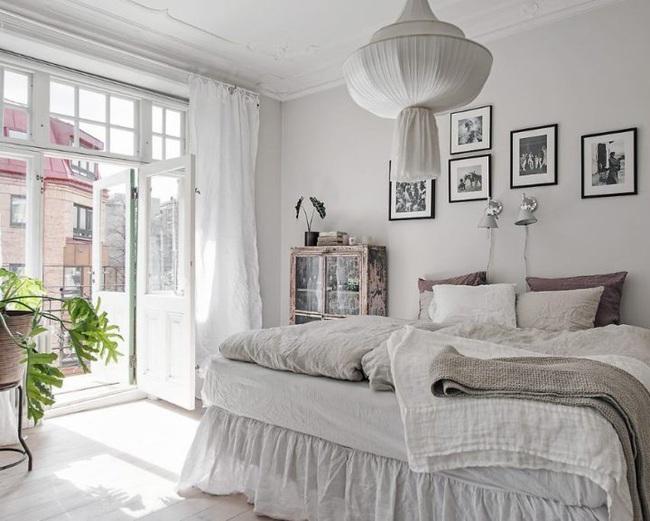 11 cách biến phòng ngủ của bạn thành không gian lãng mạn, đáng yêu hết nấc - Ảnh 2.
