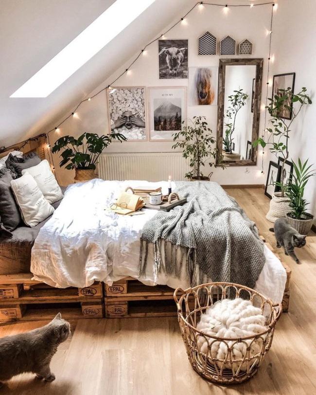 11 cách biến phòng ngủ của bạn thành không gian lãng mạn, đáng yêu hết nấc - Ảnh 3.