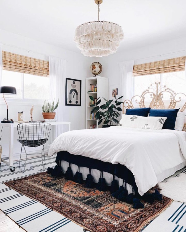 11 cách biến phòng ngủ của bạn thành không gian lãng mạn, đáng yêu hết nấc - Ảnh 4.