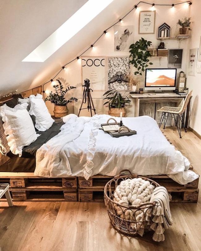 11 cách biến phòng ngủ của bạn thành không gian lãng mạn, đáng yêu hết nấc - Ảnh 8.