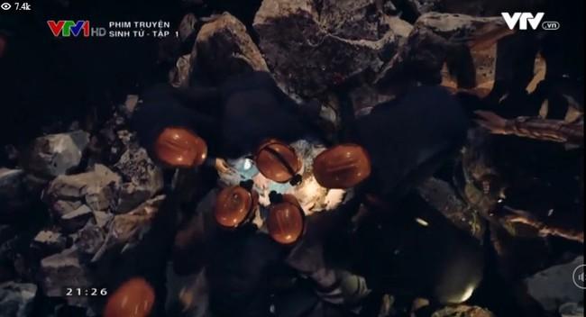 """""""Sinh tử"""" tập 1: Việt Anh gài hàng Trọng Nhân lên giường với Quỳnh Nga, nghe tin sập mỏ đá liền tìm """"hình nhân thế mạng"""" - Ảnh 10."""