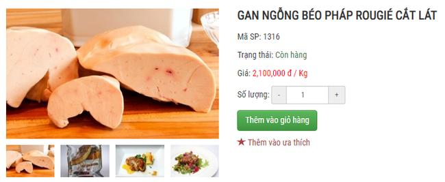 Bị cấm tại Mỹ nhưng về Việt Nam gan ngỗng béo vẫn được bán với giá đắt cắt cổ và được giới nhà giàu ưa chuộng - Ảnh 5.