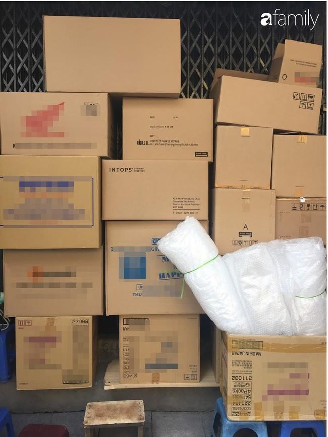 Có nhu cầu mua túi giấy, hộp giấy với đủ loại kích cỡ bên hãy ghé ngay con phố này ở Hà Nội - Ảnh 10.