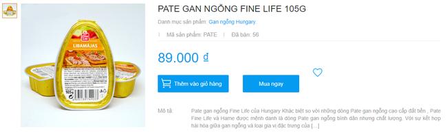 Bị cấm tại Mỹ nhưng về Việt Nam gan ngỗng béo vẫn được bán với giá đắt cắt cổ và được giới nhà giàu ưa chuộng - Ảnh 8.