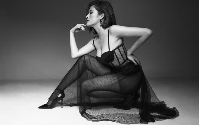 """Bị anti-fan chế ảnh chê """"vừa béo, vừa xấu"""", Hoa hậu Phan Hoàng Thu đáp trả cực kỳ thông minh  - Ảnh 3."""
