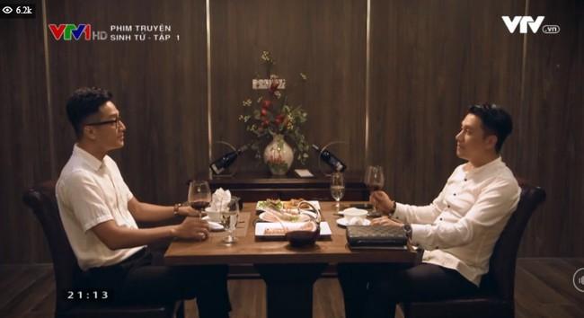 """""""Sinh tử"""" tập 1: Việt Anh gài hàng Trọng Nhân lên giường với Quỳnh Nga, nghe tin sập mỏ đá liền tìm """"hình nhân thế mạng"""" - Ảnh 5."""