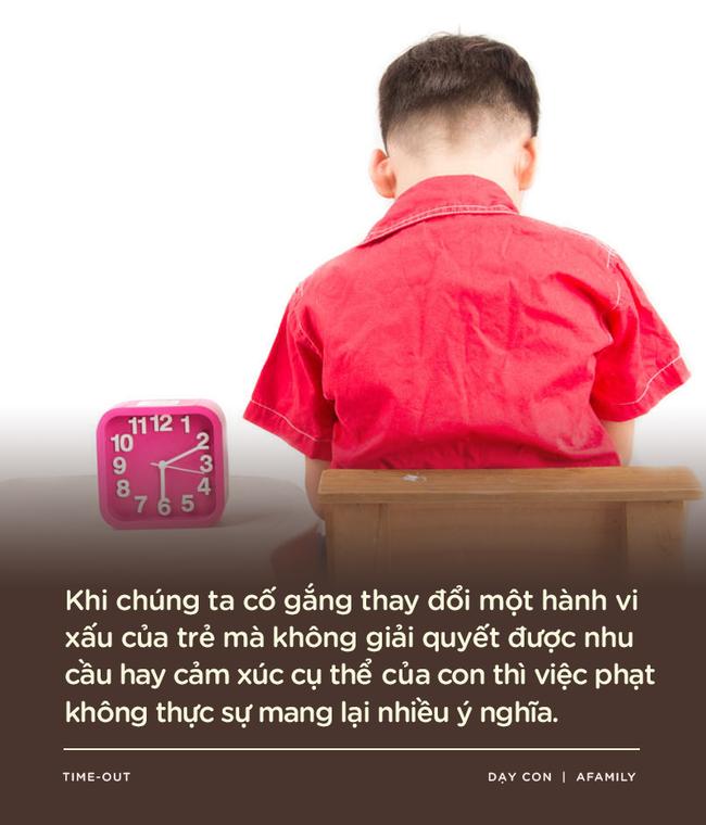 """Parent coach Linh Phan: Kỷ luật con kiểu TIME-OUT không thật sự """"bình yên"""" như nhiều cha mẹ vẫn nghĩ - Ảnh 5."""