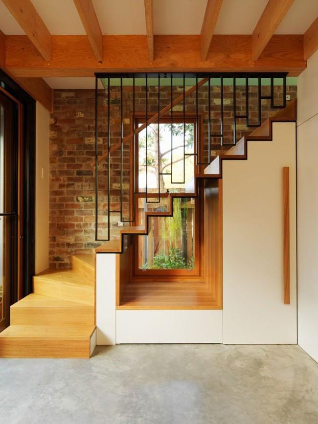Sử dụng không gian dưới cầu thang một cách siêu thông minh giúp bạn lưu trữ hiệu quả - Ảnh 8.