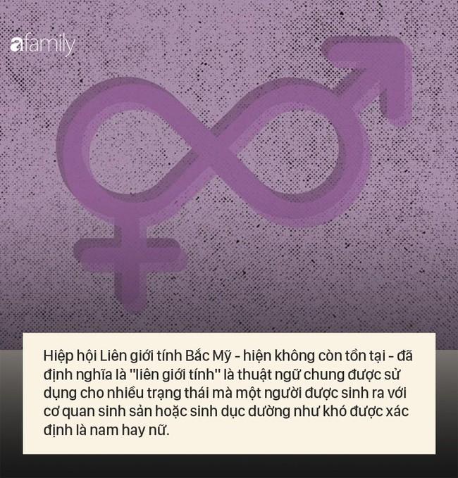 Chỉ có 2 giới tính - Những lời nói dối trắng trợn khiến người liên giới tính như tôi trở nên vô hình - Ảnh 1.