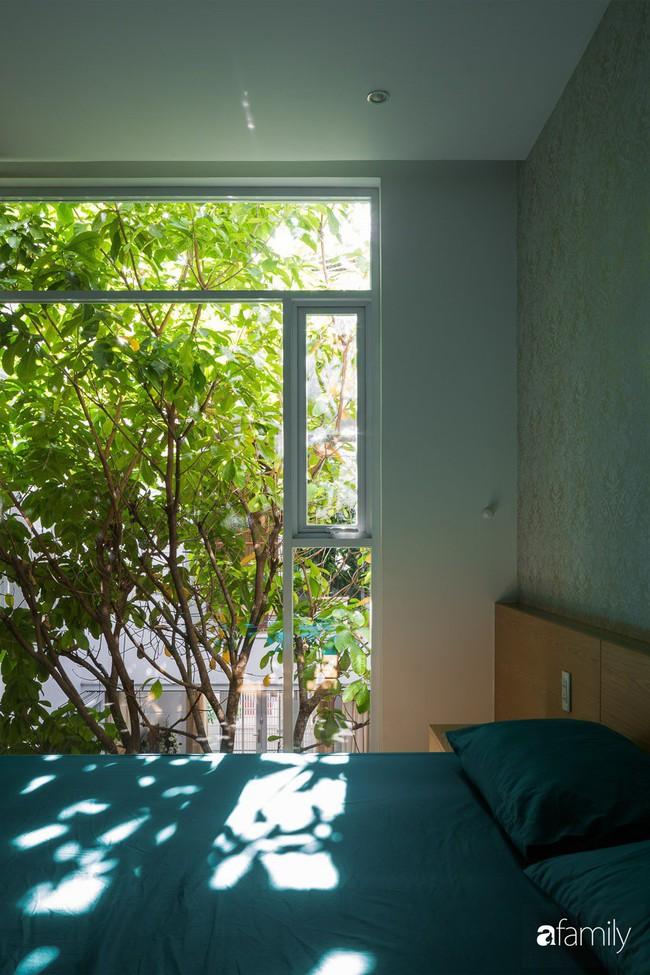 Nhà phố len lỏi hơi thở trong lành giữa lòng phố thị Sài Gòn - Ảnh 11.