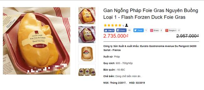 Bị cấm tại Mỹ nhưng về Việt Nam gan ngỗng béo vẫn được bán với giá đắt cắt cổ và được giới nhà giàu ưa chuộng - Ảnh 3.