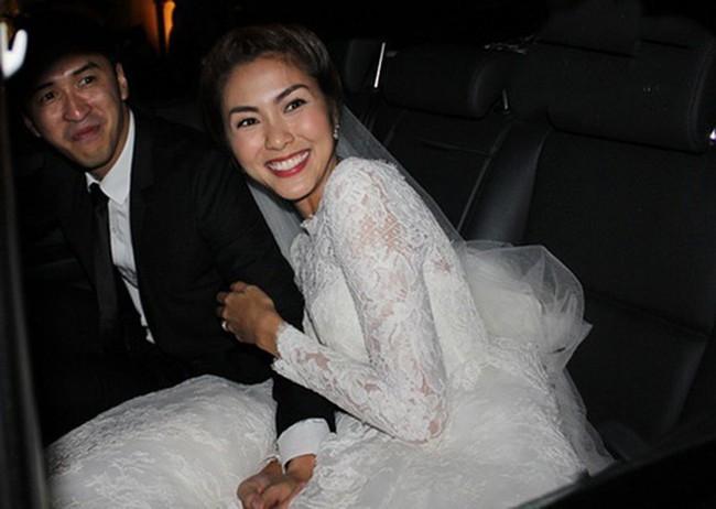 """Đến bây giờ, bí mật về chiếc váy cưới của Hà Tăng từ 7 năm trước mới khiến dân tình """"ngã ngửa"""" - Ảnh 5."""