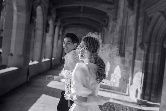 HOT: Sau bao lâu chờ đợi, Đông Nhi đã chính thức tung trọn bộ ảnh cưới tại Sydney và còn tiết lộ thông tin bất ngờ  - Ảnh 3.