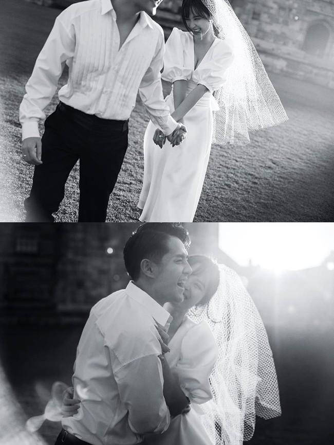 HOT: Sau bao lâu chờ đợi, Đông Nhi đã chính thức tung trọn bộ ảnh cưới tại Sydney và còn tiết lộ thông tin bất ngờ  - Ảnh 6.