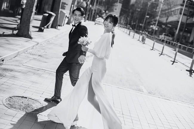 HOT: Sau bao lâu chờ đợi, Đông Nhi đã chính thức tung trọn bộ ảnh cưới tại Sydney và còn tiết lộ thông tin bất ngờ  - Ảnh 9.