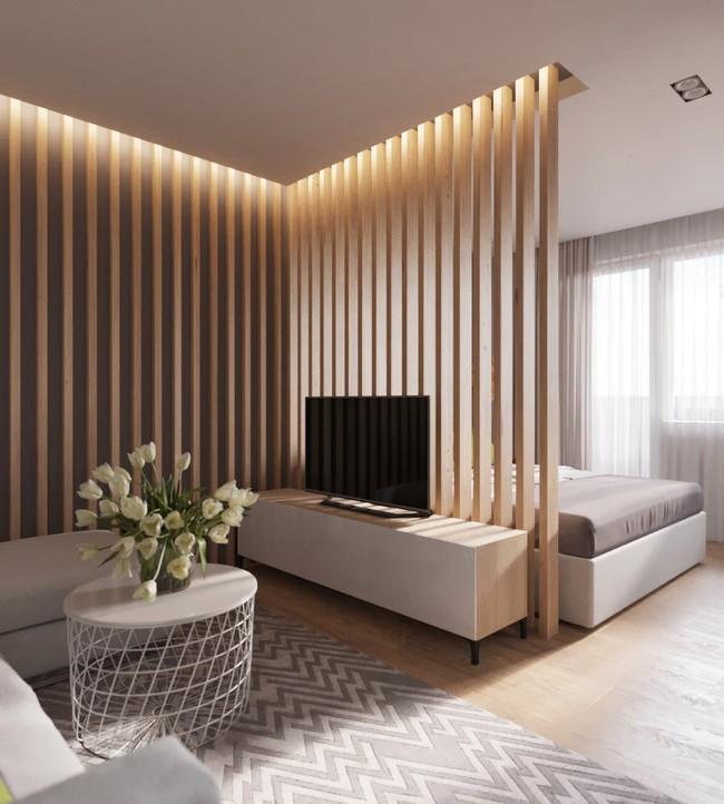Tư vấn thiết kế nội thất phù hợp cho nhà phố với diện tích xây dựng 5x8m có tổng chi phí là  - Ảnh 11.