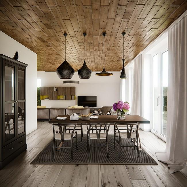Tư vấn thiết kế nội thất phù hợp cho nhà phố với diện tích xây dựng 5x8m có tổng chi phí là  - Ảnh 7.