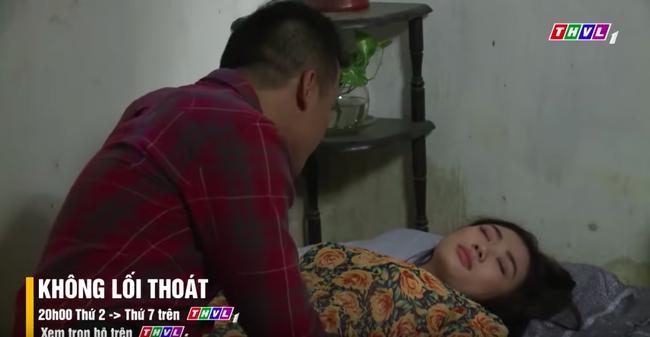 """""""Không lối thoát"""": Bác sĩ Minh - Lương Thế Thành cưỡng bức chị dâu, anh trai bàng hoàng khi phát hiện sự thật  - Ảnh 3."""