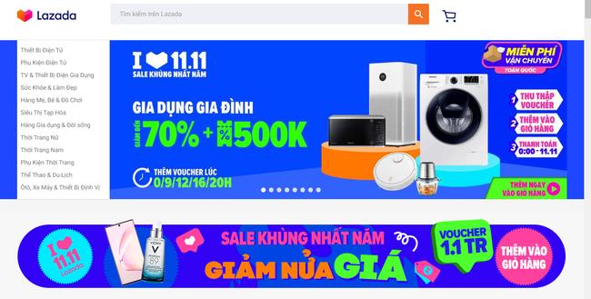 Single Day (11/11): Giữa hàng ngàn sản phẩm giảm giá hấp dẫn, bạn nên quan tâm tới ngành hàng này trong các trang thương mại điện tử - Ảnh 1.