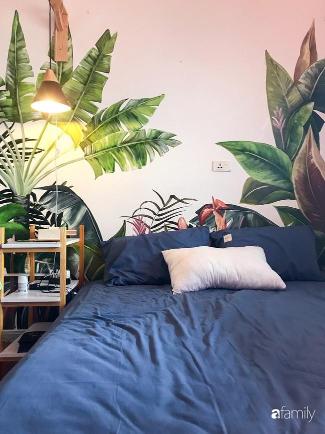 Chàng trai 9X biến căn hộ tập thể cho thuê rộng 30m2 thành tổ ấm đẹp như cổ tích với chi phí 10 triệu đồng ở Hà Nội - Ảnh 8.