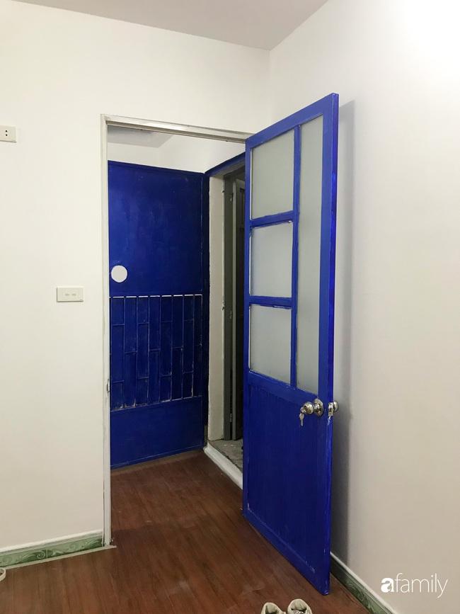 Chàng trai 9X biến căn hộ tập thể cho thuê rộng 30m2 thành tổ ấm đẹp như cổ tích với chi phí 10 triệu đồng ở Hà Nội - Ảnh 2.