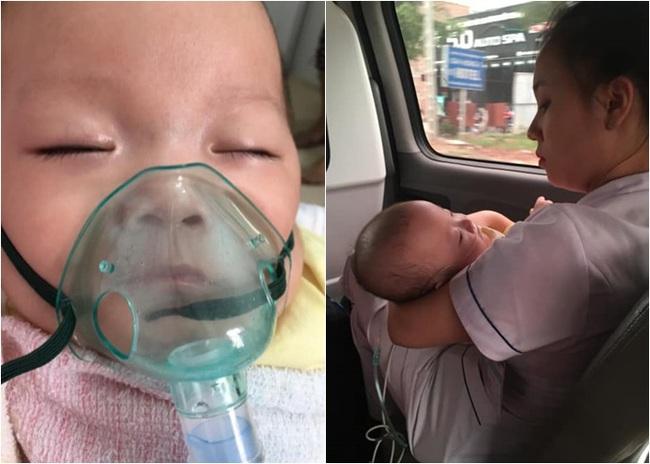 """Nhật ký 1 năm nuôi con sinh non nặng 1,3kg, đi """"nghỉ dưỡng"""" ở viện nhiều hơn ở nhà của mẹ Nghệ An - Ảnh 8."""