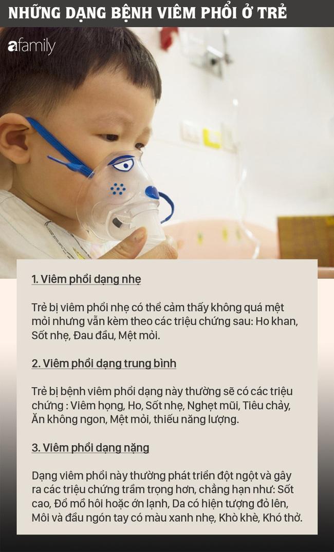 Bệnh viêm phổi ở trẻ em có thể nghiêm trọng hơn các mẹ nghĩ: Những trẻ này có nguy cơ bị bệnh viêm phổi cao hơn - Ảnh 5.