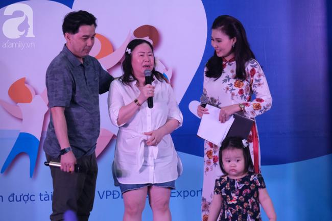 """10 năm """"tìm con"""" tại Mỹ thất bại, nữ Việt kiều bật khóc nghẹn ngào khi về nước thụ tinh thành công ở tuổi 44 - Ảnh 2."""