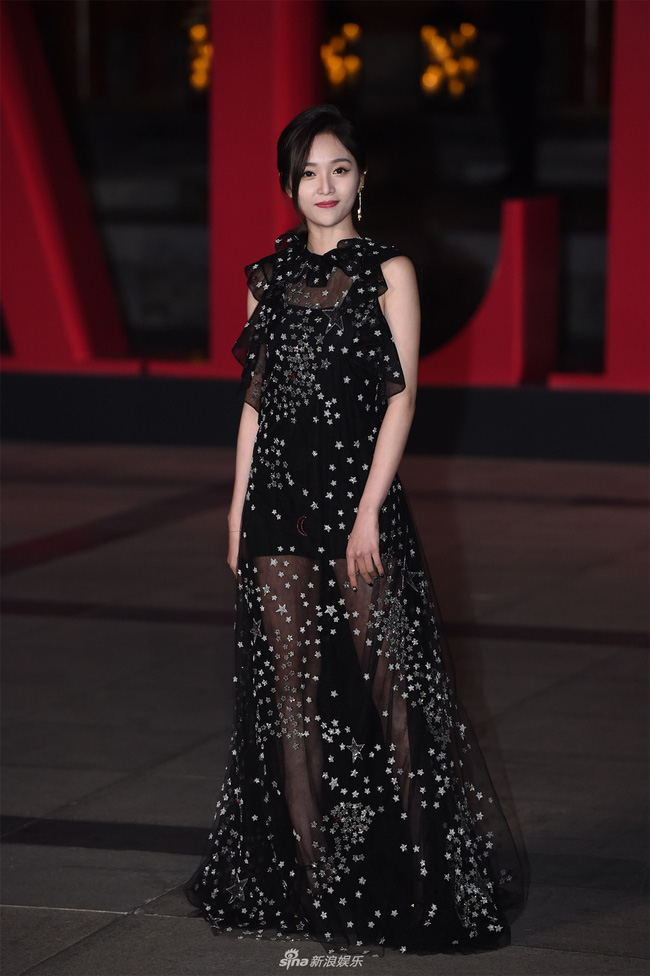 """Thảm đỏ nóng nhất Cbiz đêm nay: """"Thần chết"""" Lee Dong Wook cùng Rose (Black Pink) nổi bật giữa dàn sao Hoa ngữ - Ảnh 15."""