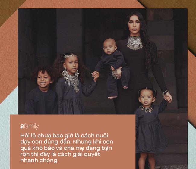 Dù bị ghét vì tai tiếng và chiêu trò bẩn nhưng trong cách nuôi dạy con, không ít người phải gật gù, tán dương gia đình Kardashian - Ảnh 3.