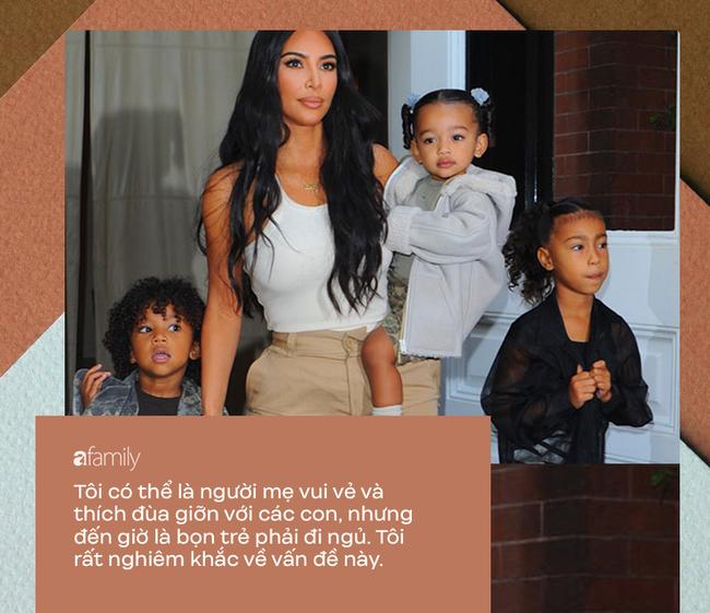 Dù bị ghét vì tai tiếng và chiêu trò bẩn nhưng trong cách nuôi dạy con, không ít người phải gật gù, tán dương gia đình Kardashian - Ảnh 4.