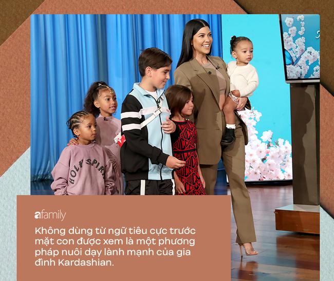 Dù bị ghét vì tai tiếng và chiêu trò bẩn nhưng trong cách nuôi dạy con, không ít người phải gật gù, tán dương gia đình Kardashian - Ảnh 6.