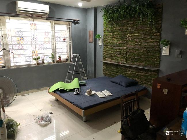 Bà mẹ trẻ Hà Nội biến phòng trọ 22m² thành homestay đẹp hút mắt cho riêng mình với chi phí cải tạo chỉ 5 triệu đồng - Ảnh 5.