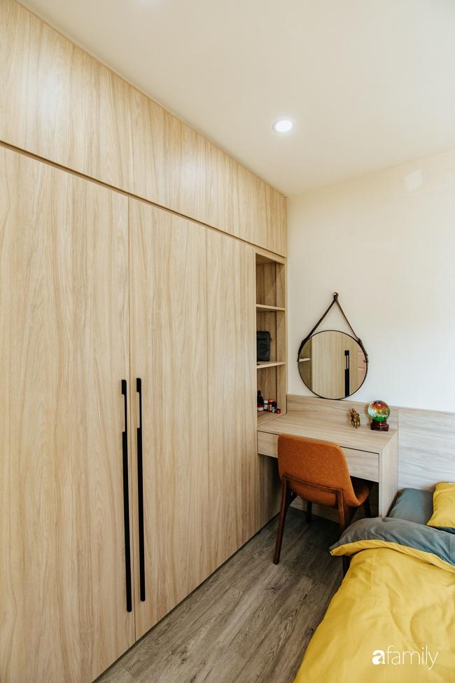 """Căn hộ 67m2 """"đẹp miễn chê"""" với phong cách thiết kế hiện đại, tối ưu diện tích của nữ KTS ở Hà Nội - Ảnh 12."""