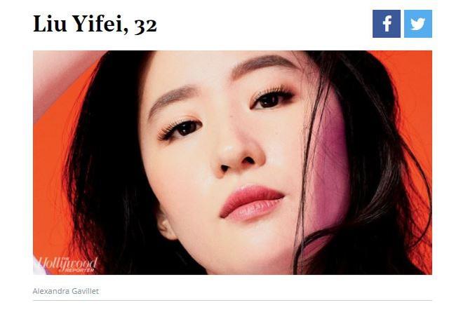 """Âm thầm không nói, """"Mộc Lan"""" Lưu Diệc Phi bất ngờ làm được điều mà rất nhiều ngôi sao trẻ Trung Quốc khao khát khi chạm ngưỡng Hollywood - Ảnh 2."""