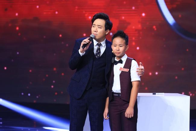 Siêu trí tuệ Việt Nam: Ai nấy ôm đầu kêu trời vì cậu bé 12 tuổi tính nhẩm thần sầu - Ảnh 3.