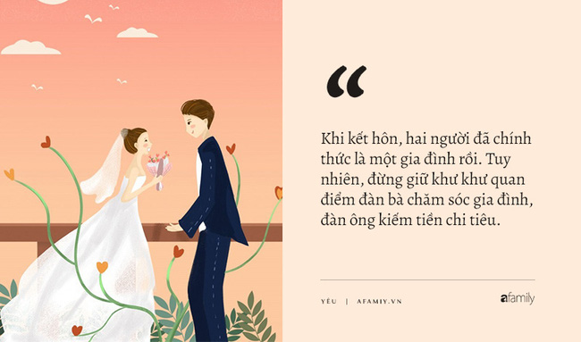 """Đừng nói tình yêu thay đổi sau khi kết hôn, rồi đến lúc bạn sẽ nhận ra sức mạnh của """"gạo, mắm, muối"""" chính là thứ giúp phụ nữ """"lột xác"""" ngoạn mục - Ảnh 3."""