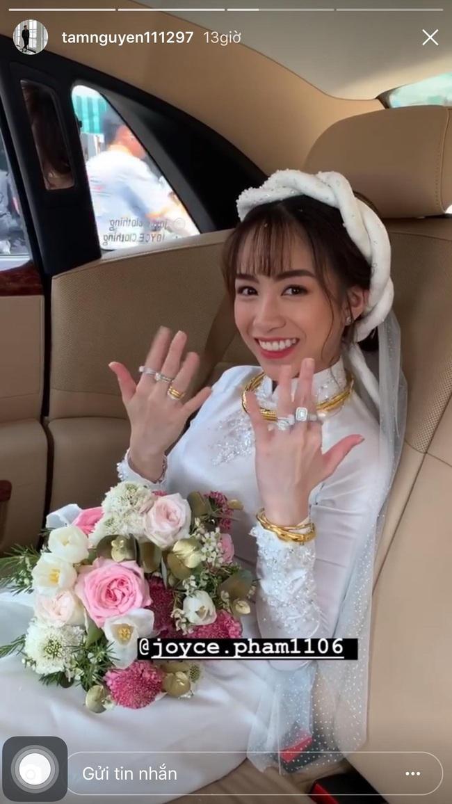 Lóa mắt với loạt hồi môn khủng của sao Việt trong đám cưới: Đông Nhi, Nhã Phương, con gái Minh Nhựa… đều quá ấn tượng - Ảnh 4.