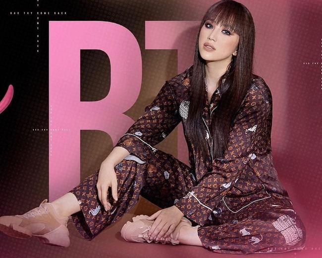 Trước ngày làm cô dâu đại gia, Bảo Thy nhử fan bằng bộ pijama 130 triệu, vẫn đụng hàng cả loạt mỹ nhân hàng hiệu - Ảnh 4.